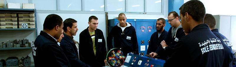 Béjaia - IFEG-Spa : Institut de Formation en Électricité et Gaz