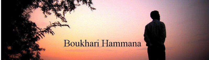 Oran - Boukhari Hammana