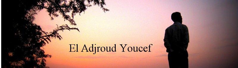 Algérie - El Adjroud Youcef