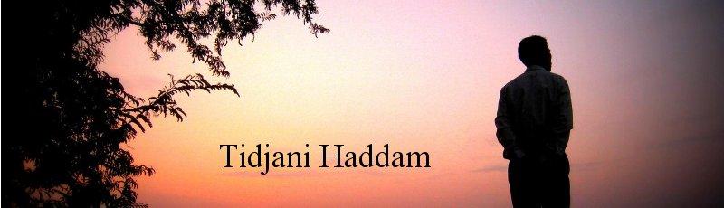 Tlemcen - Tidjani Haddam