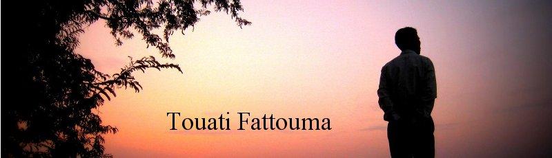 تيزي وزو - Touati Fattouma