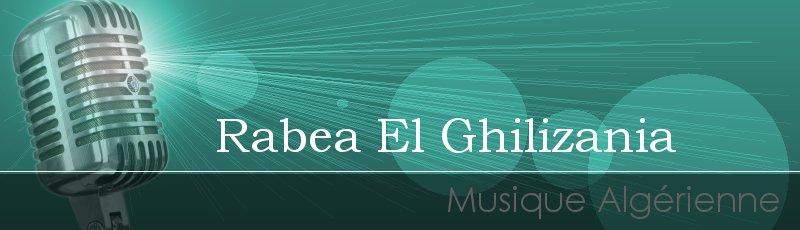 Relizane - Rabea El Ghilizania