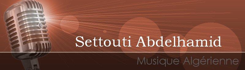 تلمسان - Settouti Abdelhamid