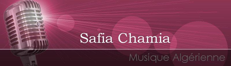 الجزائر العاصمة - Safia Chamia