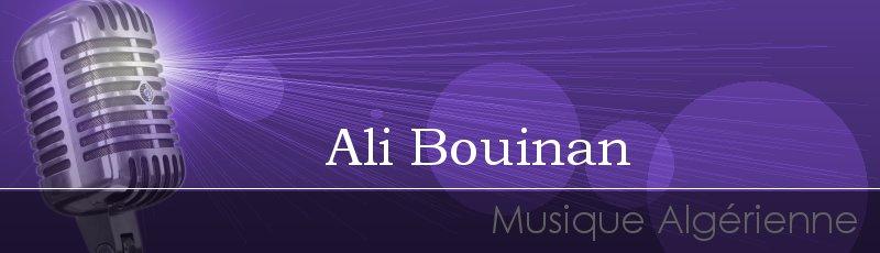 Alger - Ali Bouinan