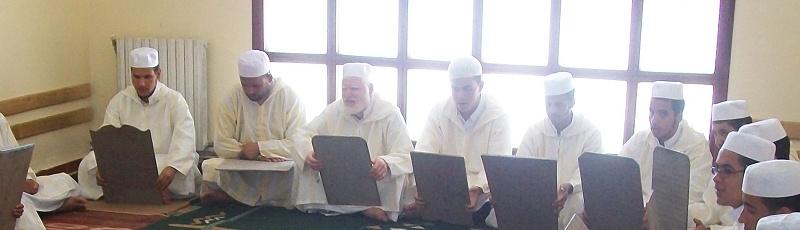 الوادي - Union nationale des zaouias algériennes