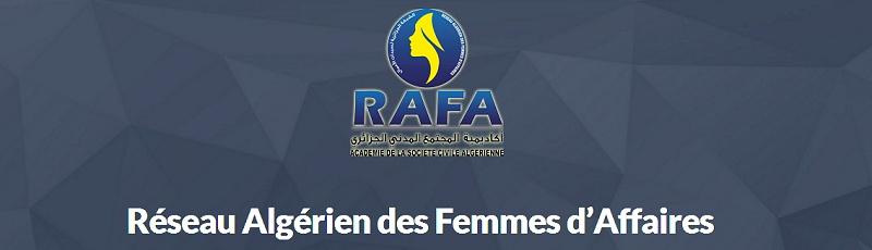 Toute l'Algérie - RAFA : Réseau Algérien des Femmes d'Affaires