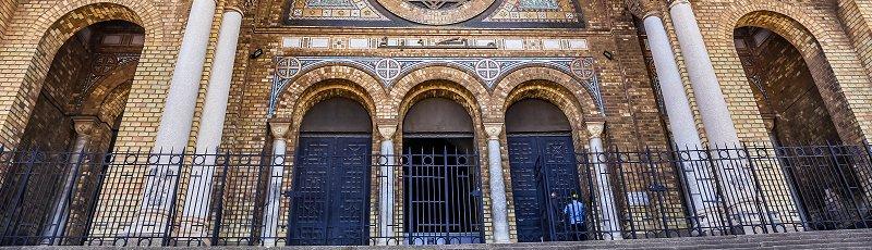 وهران - Cathédrale du Sacré-Cœur d'Oran
