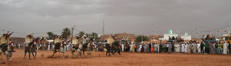 El-Bayadh - Rakb Sidi Chikh (El Abiodh Sidi Cheikh, Wilaya d'El Bayadh)