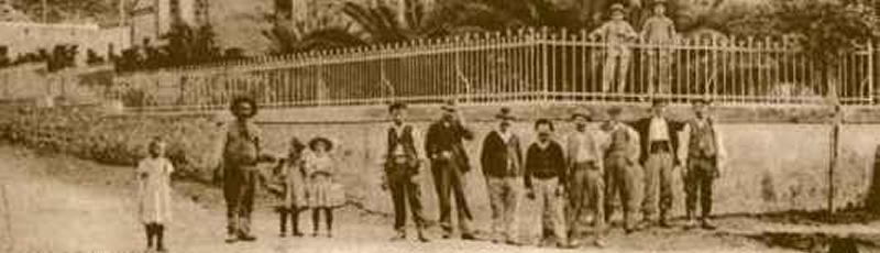خنشلة - Allemands en Algérie