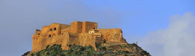 Tipaza - Fort Ottoman(Commune de Cherchell, Wilaya de Tipaza)