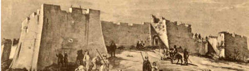 Guelma - Autres forts d'Algérie