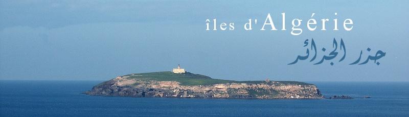 بومرداس - Autres îles du littoral algérien