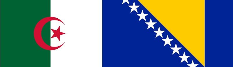 تيبازة - Algérie-Bosnie Herzégovine