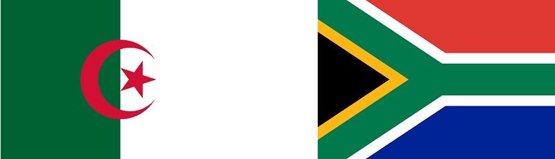 سطيف - Algérie-Afrique du Sud