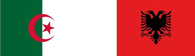 Béjaia - Algérie-Albanie