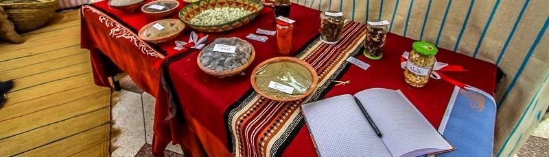 Tipaza - Cuisine traditionnelle, patrimoine culinaire
