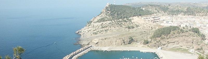 Tlemcen - Ancien Port de Honaïne (W. Tlemcen)
