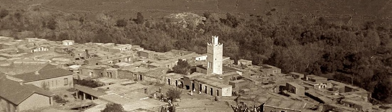 Tlemcen - Mosquée Sidi Abdellah Ben Djafar de Tafessera (Beni Senous, W. Tlemcen)