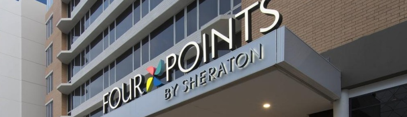 "معسكر - ""Four Points"" by Sheraton"