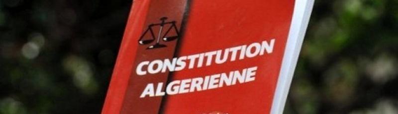عين الدفلى - Constitution algérienne