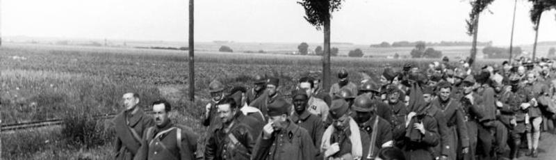 Médéa - Anciens combattants algeriens de la deuxième guerre mondiale