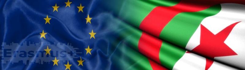 الجزائر - ERASMUS+ Algérie