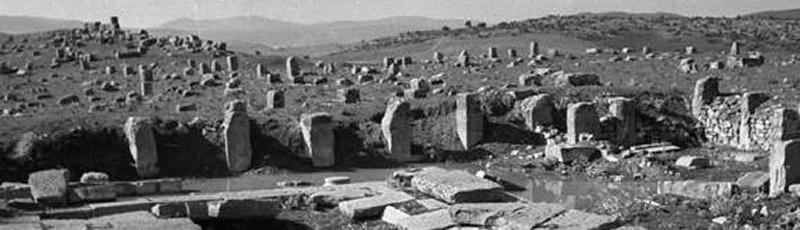 Médéa - Rapidum, site archéologique (Commune de Djouab, W. Médéa)