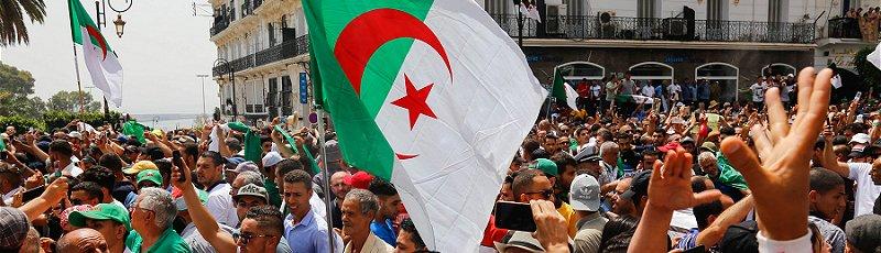 المدية - 07- La révolution du 22 février 2019 (Le Hirak)