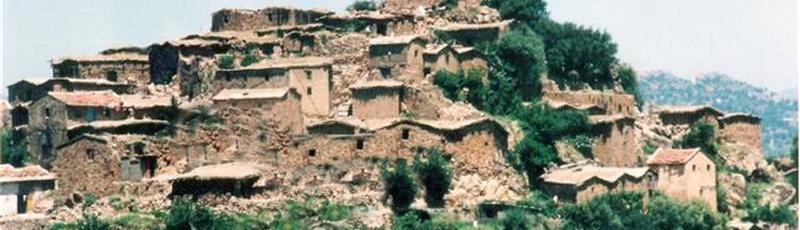 Tizi-Ouzou - Village traditionnel kabyle d'Ath El Kaid(Commune d'Agouni Guerghrane, Wilaya de Tizi Ouzou)