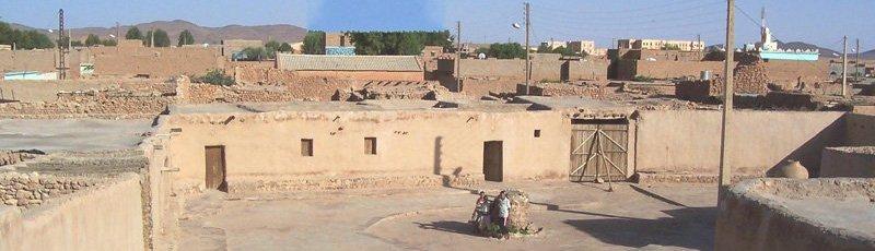 El-Bayadh - Ksar Arbouat (Wilaya d'El Bayadh)