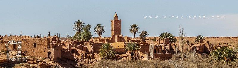 El-Bayadh - Ksar Chellala Dahrania