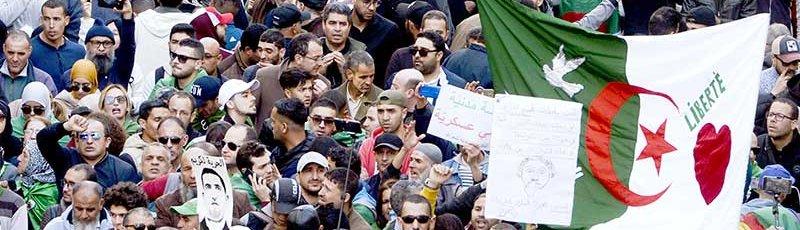 Toute l'Algérie - Nida 22 février