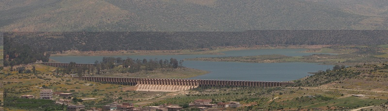 Tlemcen - Barrage Beni Bahdel(Commune deBeni Bahdel, Wilaya de Tlemcen)