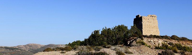 Tlemcen - Bordj Almohade des Beni Khellad(Commune de Beni Khellad, Wilaya de Tlemcen)