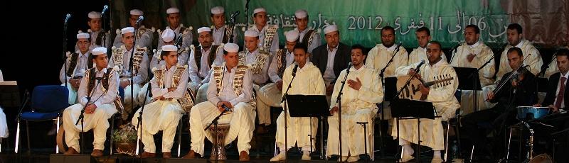 الجزائر - Musique et chants soufis