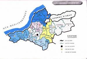 Communes de Ain Témouchent