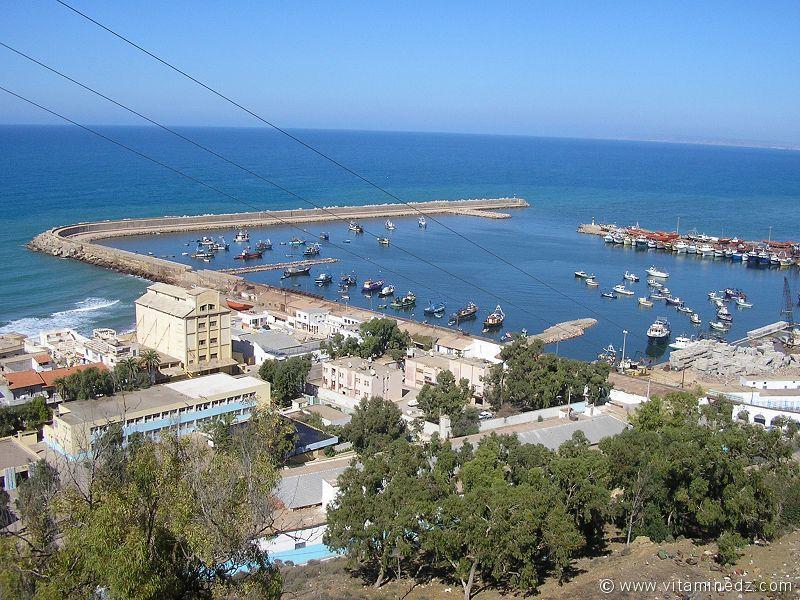 شواطئ وحمامات عين تموشنت 120-port-de-beni-saf