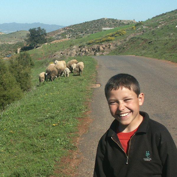 Le petit berger de Msirda Fouaga