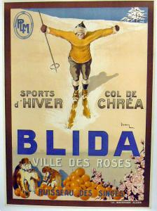 Sports d'Hiver Col de Chrea