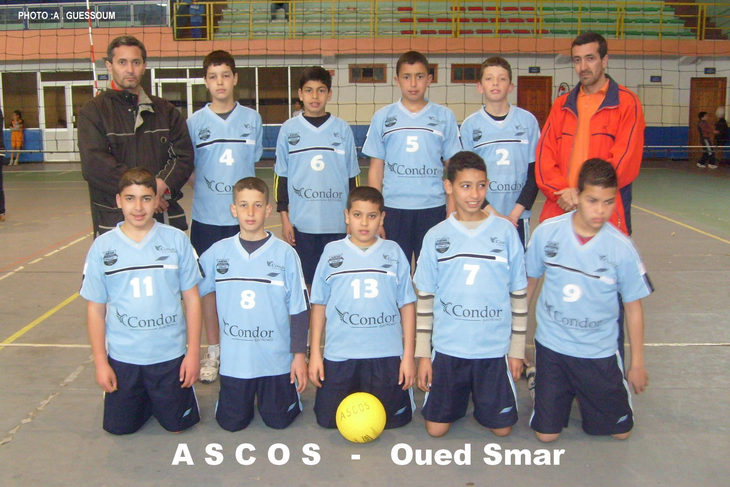 A S C O S - Oued Smar