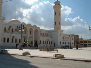 المسجد الرئيسي لمدينة تيسمسيلت