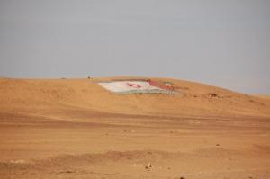 علم الجمهورية الصحراوية العربية الديمقراطية