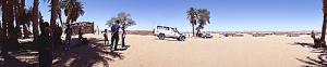 المخيم الصحراوي بضواحي تندوف