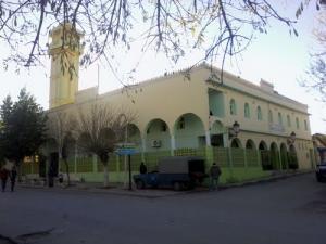 مسجد إبراهيم الخليل (ولاية الطارف)