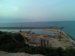 ميناء بلدية القالة