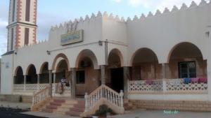 مسجد سعيد بن المسايب بقرية كبودة