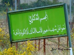 نصب تذكاري لشهداء ثورة التحرير