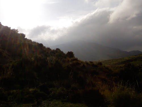 الجبال الخضراء لولاية