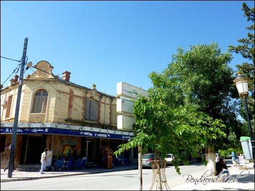 صورة من وسط مدينة